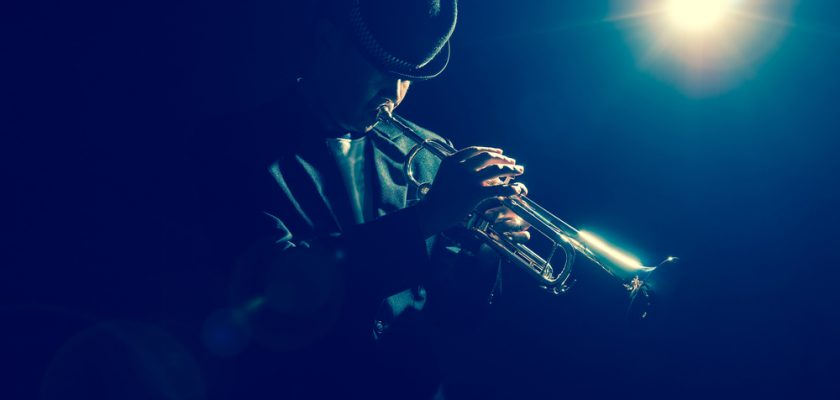 Floating steigert die Kunstfertigkeit von Musikern